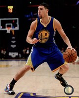 Klay Thompson 2014-15 Action Fine Art Print