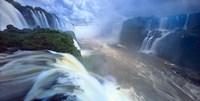 Igwacu River, Brazil Fine Art Print