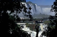 Salto Floriano, Iguacu National Park, Parana, Brazil Fine Art Print