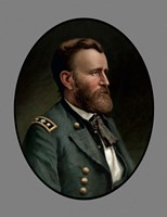 Ulysses S Grant Fine Art Print