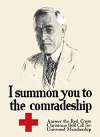 I Summon You to the Comradeship Fine Art Print