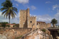 Fort Ozama, Santo Domingo, Dominican Republic, Caribbean Fine Art Print