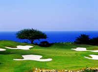 White Witch Golf Course, Montego Bay, Jamaica Fine Art Print
