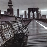 Bridge Beauty Fine Art Print