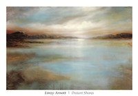 Distant Shores Fine Art Print