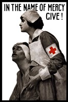 In the Name of Mercy, Give! Fine Art Print