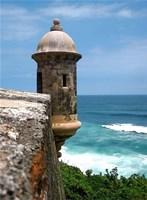 Puerto Rico, San Juan, Fort San Felipe del Morro Fine Art Print