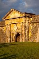 El Morro Fort in old San Juan, Puerto Rico Fine Art Print