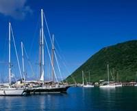 Frenchmans Cay, Tortola, British Virgin Islands, Caribbean Fine Art Print