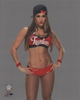 Nikki Bella 2014 Posed Fine Art Print