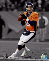 Peyton Manning 2014 Spotlight Action Fine Art Print