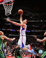 Blake Griffin 2014-15 Action Fine Art Print