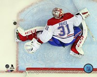 Carey Price 2014-15 goalie Fine Art Print