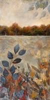 Gilded Horizon I Fine Art Print
