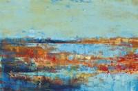 Shoreline Glimmer I Fine Art Print