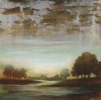 Afterglow II Fine Art Print