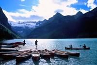 Emerald Lake, Alberta, Canada Fine Art Print