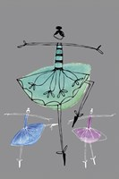 Pretty Ballerinas I Fine Art Print