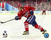 Alex Ovechkin 2015 NHL Fine Art Print