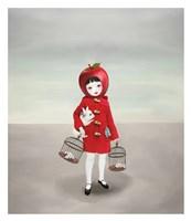 Ruby Fine Art Print