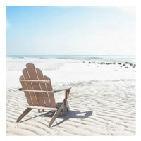 Beach Chair Fine Art Print