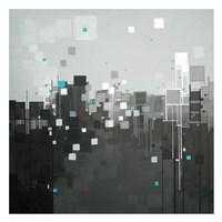 Monochrome I Framed Print
