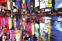 Times Square - Colors Fine Art Print