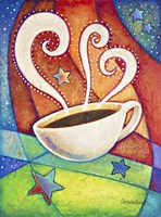 Five Star Coffee Fine Art Print