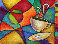 Midnight Coffee Fine Art Print
