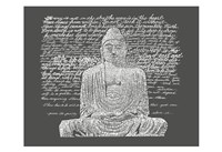 Zen Buddha Sayings Fine Art Print