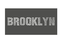Brooklyn Neighborhoods Fine Art Print