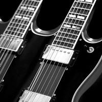 Classic Guitar Detail I Framed Print