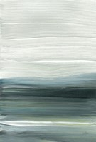 Silver Silence: Opal Sky Fine Art Print