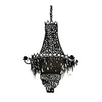 Crystal Chandelier Fine Art Print