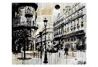 French Quarter Fine Art Print