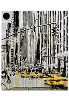 Somewhere in New York City Fine Art Print