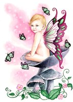 Pretty Pink Fine Art Print