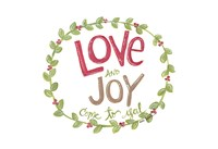 Love and Joy Fine Art Print
