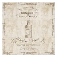 Parchment Bath Perfume 2 Fine Art Print