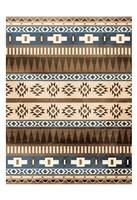 Aztec Pattern 2 Framed Print