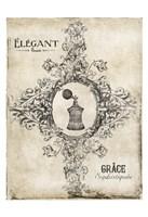 Elegant Beaute Fine Art Print