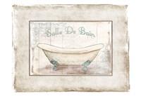 Salle De Bain 2 Framed Print