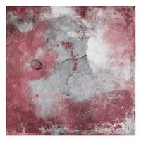 Cosmic Marsala II Fine Art Print