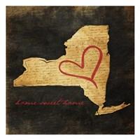 Home Sweet Home - NY Fine Art Print