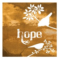 Warm Hope Fine Art Print
