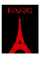 Paris Magazine Fine Art Print