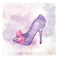 Single heel Fine Art Print