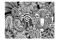 Jungle Stalker Fine Art Print