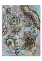 Blooms Over Blooms 2 Fine Art Print