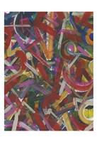 Random Rainbow Fine Art Print